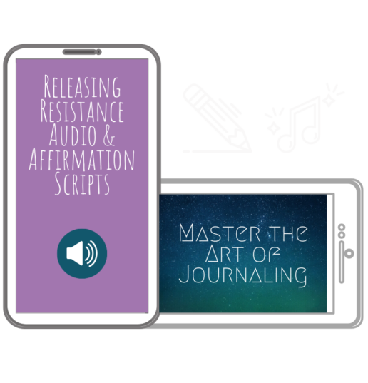 Audio Affirmations and Journaling