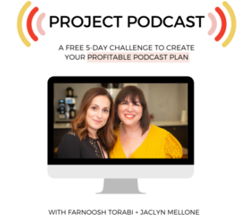 Project Podcast Coaching Offer
