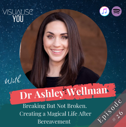 Breaking But Not Broken with Dr Ashley Wellman