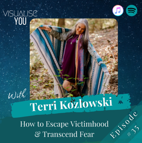 How to Escape Victimhood and Transcend Fear